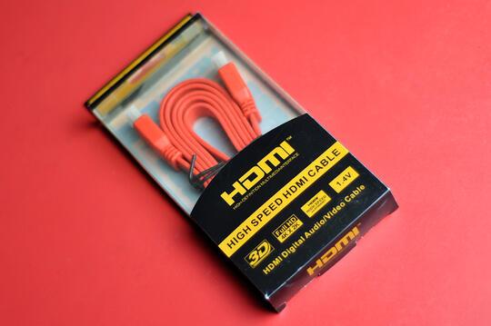 Ulas singkat : Beda gak sih kabel HDMI harga MURAH dengan kabel HDMI yang MAHAL