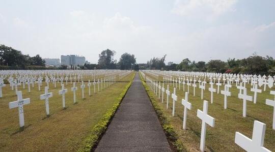 Berwisata Mistis Nan Bersejarah Di Komplek Pemakaman Bandung