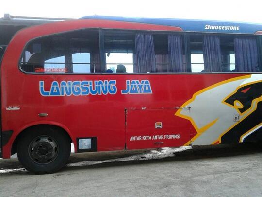Belajar dari Pengalaman Buruk Naik bus dari Pulogadung Menuju Yogyakarta