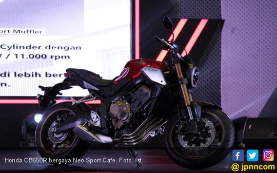 Kupas Spesifikasi Honda CB650R, Penasaran Pengin Jajal