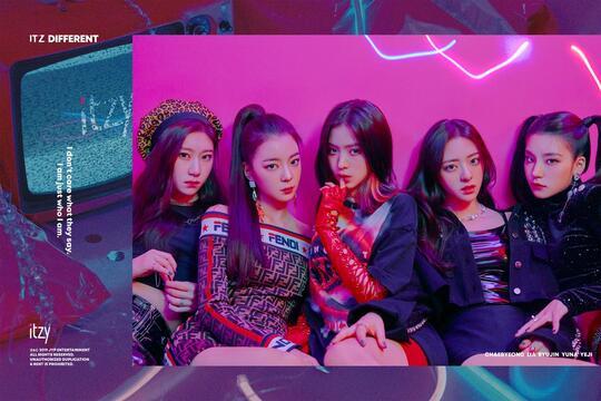 Kenalan dengan ITZY, Girlband KPop Adik Twice! (Profil Grup KPop ITZY)