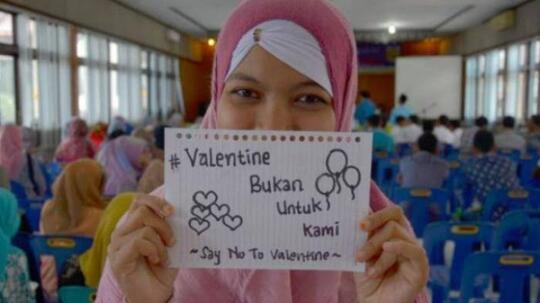 Satpol PP Banda Aceh Sosialisasi Larangan Perayaan Valentine ke Kafe