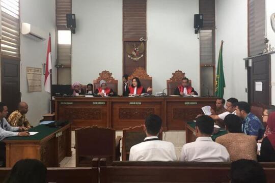 Lima Petugas Kebersihan JIS Digugat Ganti Rugi Rp1,7 Triliun