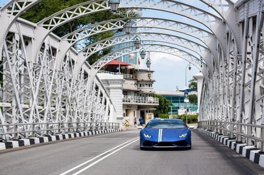 Dari Rental Lamborghini Sampai Bungy Lengkap Ada di Singapura