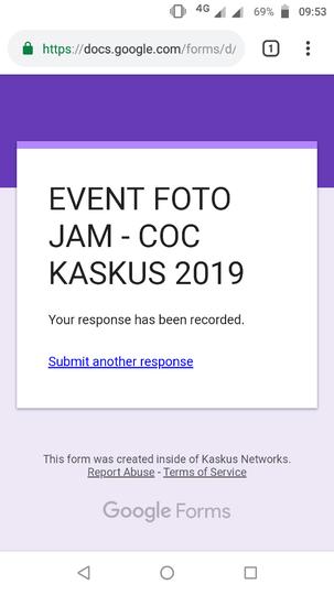 EVENT FOTO JAM - COC KASKUS 2019 - Page4  8fe5619136