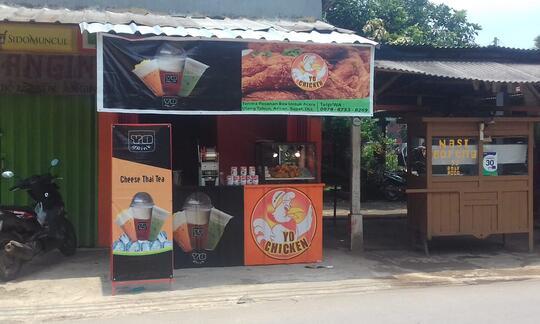 Penawaran Kerjasama Untuk Pengembangan Usaha Fried Chicken!!!