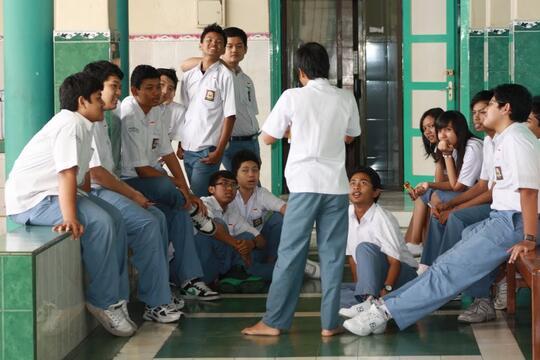 Kegiatan Manis Untuk Anak SMA Tapi Tidak Untuk STM