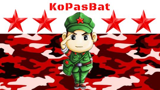 {SPENDER} KoPasBat