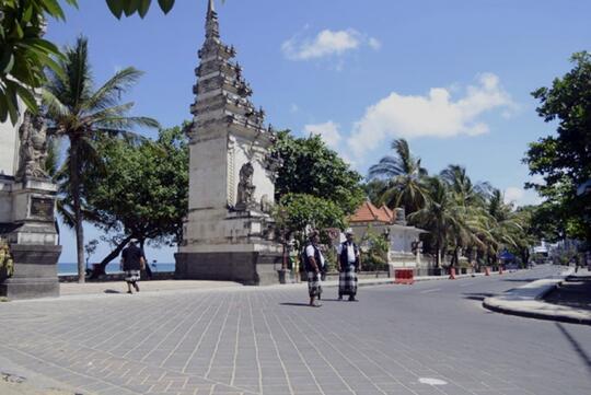 Moment Asik Ini Bisa Dinikmati Saat Nyepi di Bali