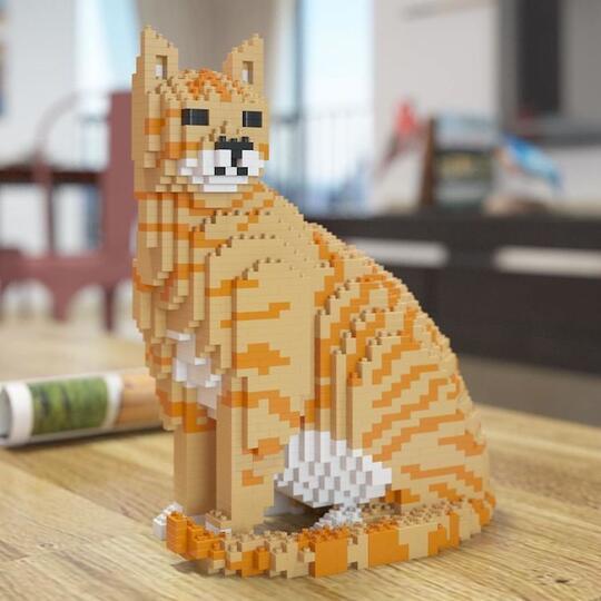 Pengen Punya Peliharaan Tapi Juga Hobi Main Lego? Bikin Aja Ini!