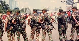 #Menolak Lupa, Tragedi Berdarah Di Tangan Para Jendral Tahun 98