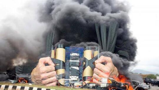 Suicide Bom, Itu Bukan Ajaran Tuhan !!