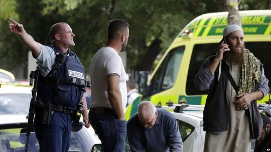 Tragedi Penembakan di Masjid Selandia Baru Sebabkan Banyak Korban