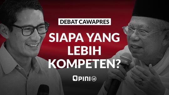 Live Debat Cawapres Dimulai! Saksikan dan Diskusikan Bareng Kaskuser Disini Yuk!