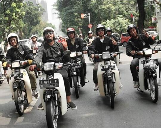 Masih Riding Sendirian? 8 Komunitas Ini Siap Nemenin Agan di Jalan!