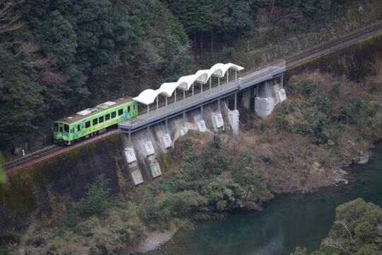 Cuma Di Jepang, Stasiun Ini Tanpa Pintu Dan Tanpa Loket