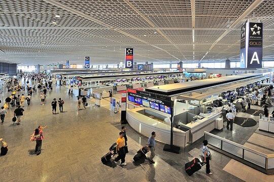 10 Bandara Terbaik di World Airport Awards 2019