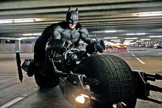 Mantul, Motor Batman Hasil Modifikasi Motor Metic Made In Indonesia