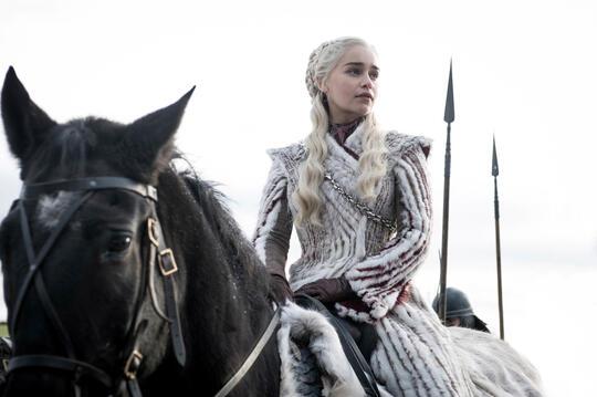 4 Ribu Galon Darah Buatan Dipakai dalam Produksi 'Game of Thrones', WOW!
