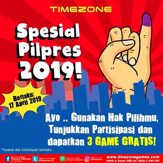 Cek Beragam Diskon dan Promo Pemilu Gila-gilaan di Kamus Promo Pemilu 2019!
