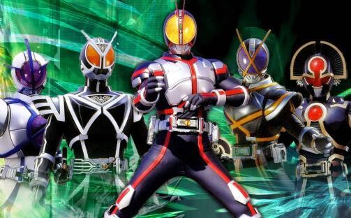 Top List Kamen Rider Yang Menurut Ane Keren