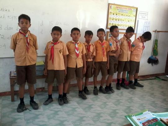 Beragam Hukuman yang Biasa Diterima di Sekolah