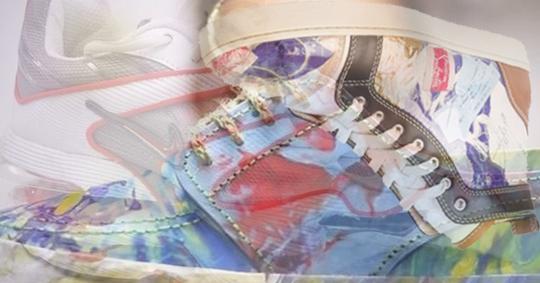 Ternyata Sampah Bisa Disulap Jadi Sneakers yang Kece, GanSis! Mau?
