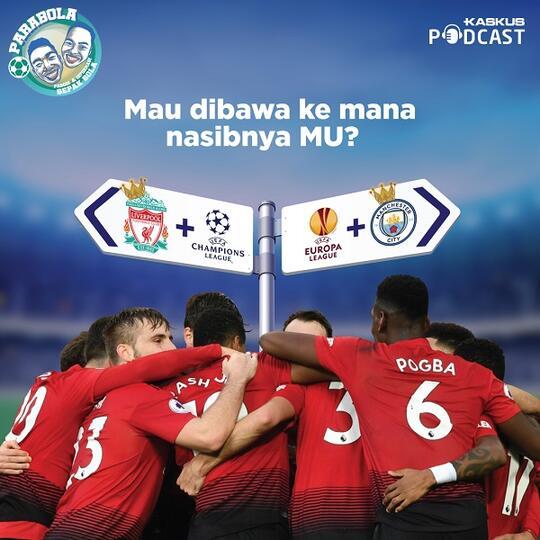 Agan Sista Fans Man United, Pilih Europa League atau Liverpool Juara?