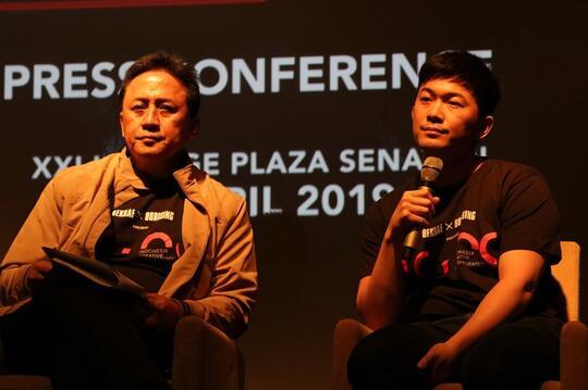 ICINC 2019: Kolaborasi BEKRAF & 88rising dalam Mencari Musisi Bertalenta di Indonesia