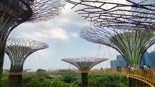 Spot Menarik Untuk Agan yang Ingin Mengagumi Singapura dari Ketinggian