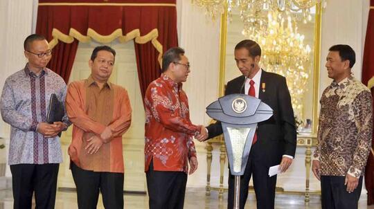 Sejumlah Partai Pengusung Jokowi Tidak Suka PAN Bergabung Dalam koalisi