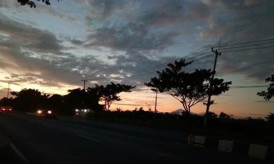Trip Jakarta - Bali with Motor Bebek Only 3 day