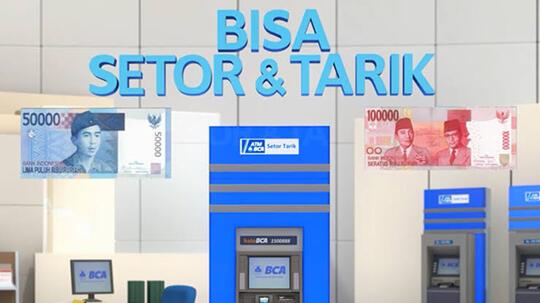 Bank, Kini Hampir Tak Lagi Butuh Tenaga Manusia