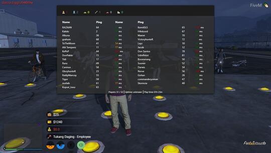GTA:V RolePlay || Revolution Server || Serious RP || FiveM | KASKUS