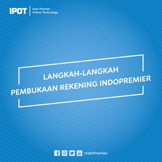 Indo Premier Securities (IPOT) --Head Office Jakarta-- [Deposit awal hanya Rp 100 rb - Part 1