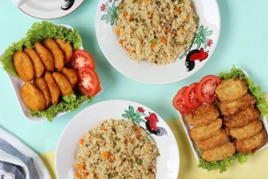 Resep Nasi Goreng Mentega Makanan Masa Kecil Yang Sederhana Dan
