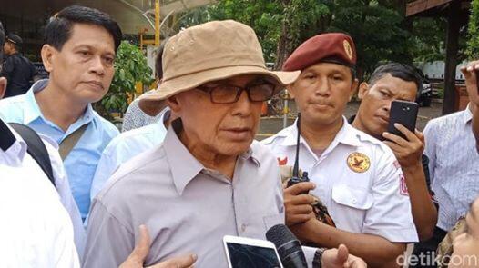 BPN: Kalau 22 Mei Prabowo Kalah Lihat Saja Nanti