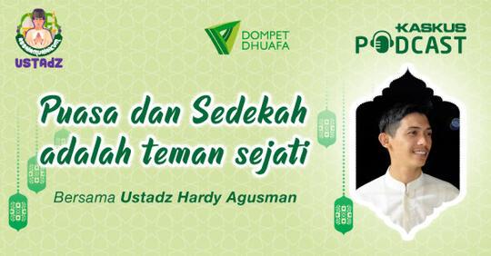 Tanya Jawab Lagi Yuk Soal Puasa & Sedekah di Assalamualaikum Ustadz!
