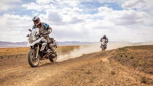 BMW Motorrad Buka Tantangan untuk Penggemar Petualangan di GS Trophy