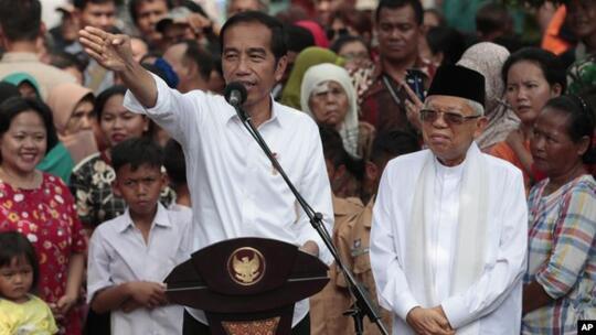 Sejumlah Pemimpin Dunia Sampaikan Ucapan Selamat kepada Jokowi