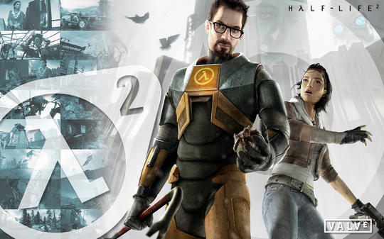 Half-Life 2 Akan Di Remake Oleh Developer World War Z?