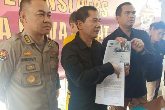Unggah Hoaks Anak Tewas Saat Aksi 22 Mei, Dokter Kandungan Ditangkap Polisi