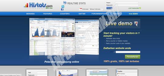 Cara Melihat Statistik Pengunjung Website | KASKUS