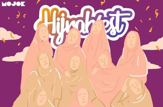 'Hijrah' itu Tidak Harus 'Jihad' dan Radikal, Sayang!