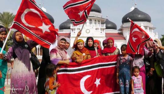 Aceh Merdeka, Indonesia Punah