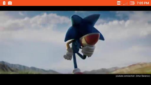 Desain Sonic Buatan YouTuber Ini Lebih Keren Dari Punya Studio