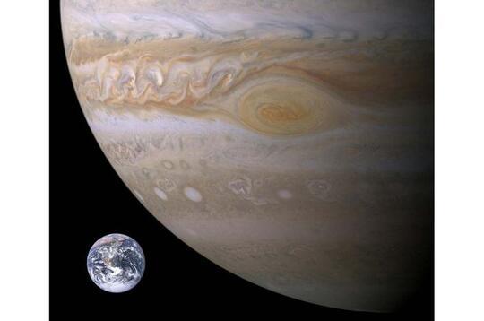 10 Juni Malam, Jangan Lewatkan Atraksi Jupiter+Planet-planetnya dalam Oposisi Jupiter