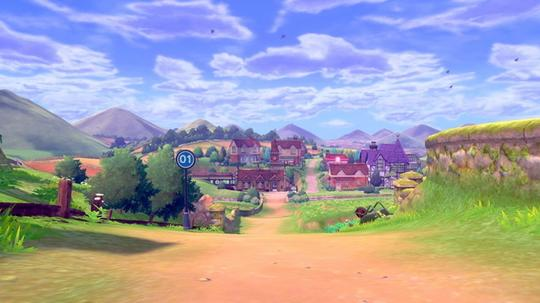Nintendo Resmi Umumkan Pokemon Sword & Shield, Hadirkan 2 Pokemon Legendaris