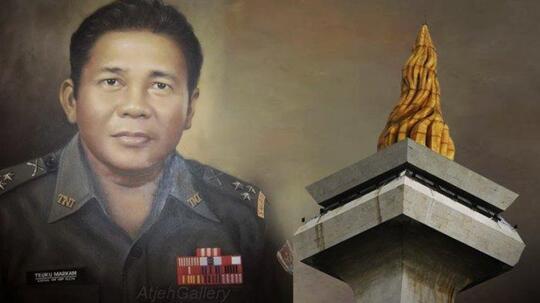 Teuku Markam Penyumpang 38 Kg Emas untuk Monas,Dituduh PKI