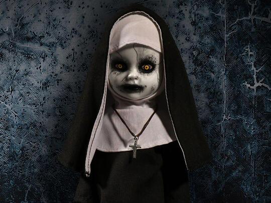 SERAM! Anak usia 3 tahun, memilih tema The Nun untuk Pesta Ulang Tahunnya